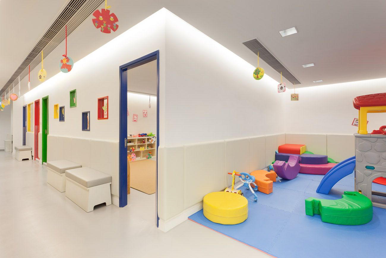 Modern School Design Interior