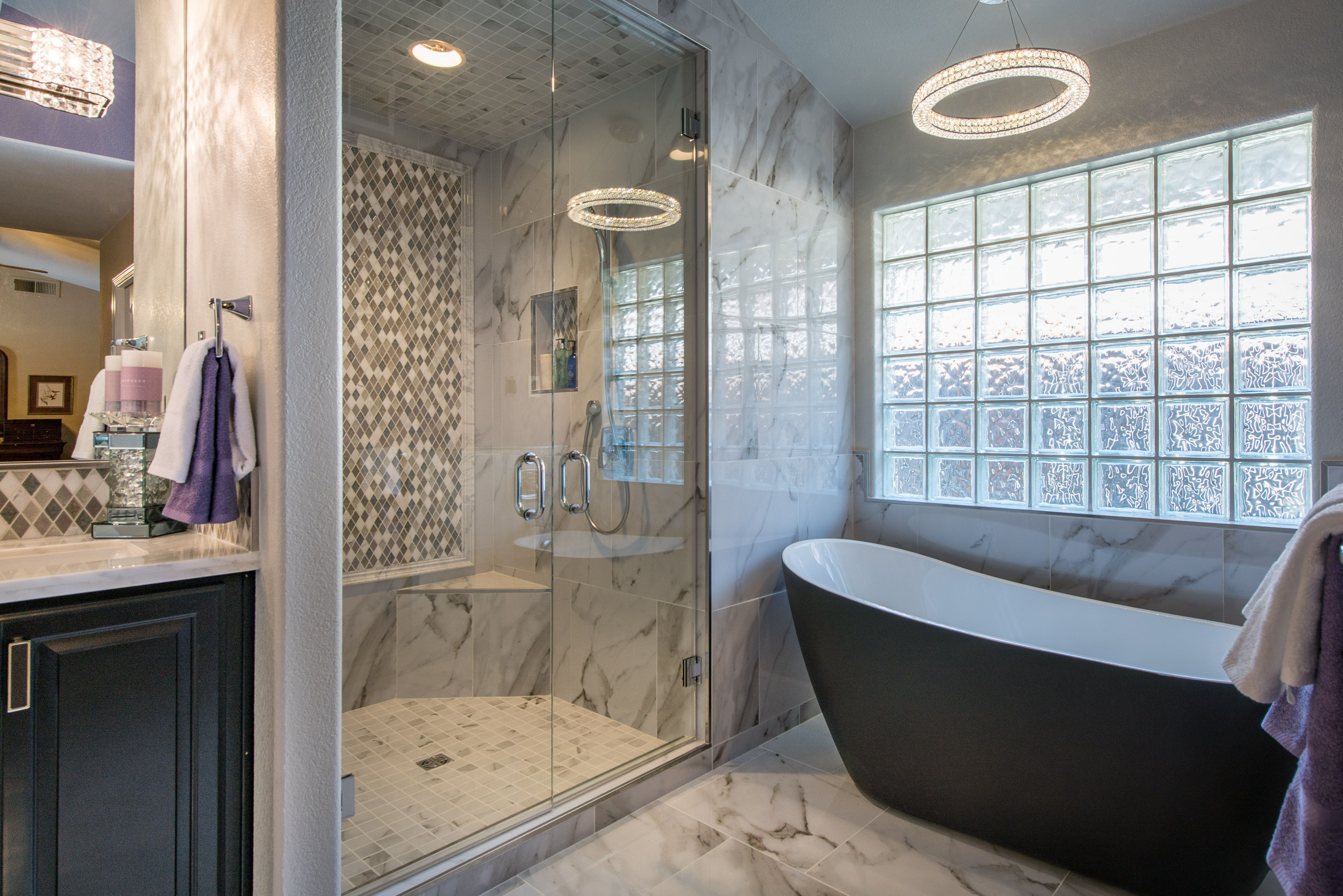 Pin By Quick Bath Solutions On Bathroom Remodel Vegas Style - Quick bathroom remodel