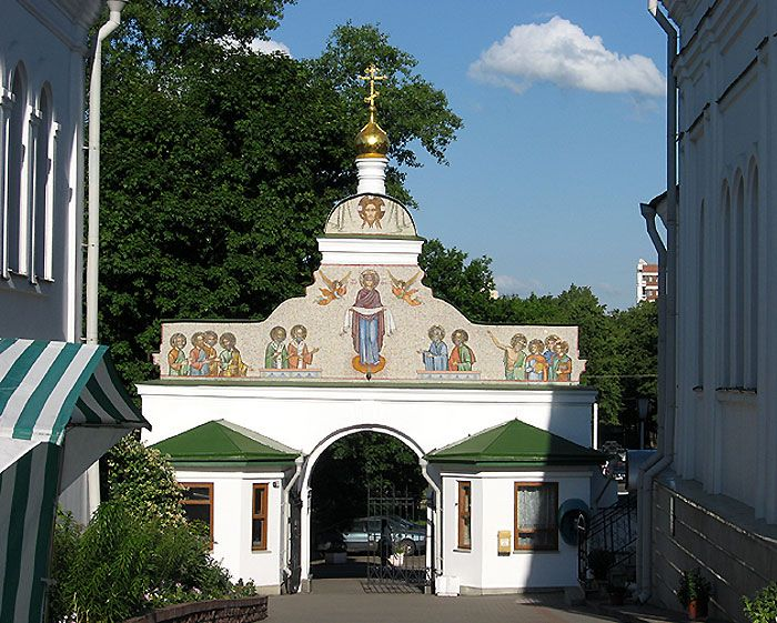 Экскурсия по Минску, часть 4
