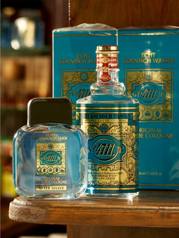 No 4711 Original Aftershave Or Splash Cologne With Images
