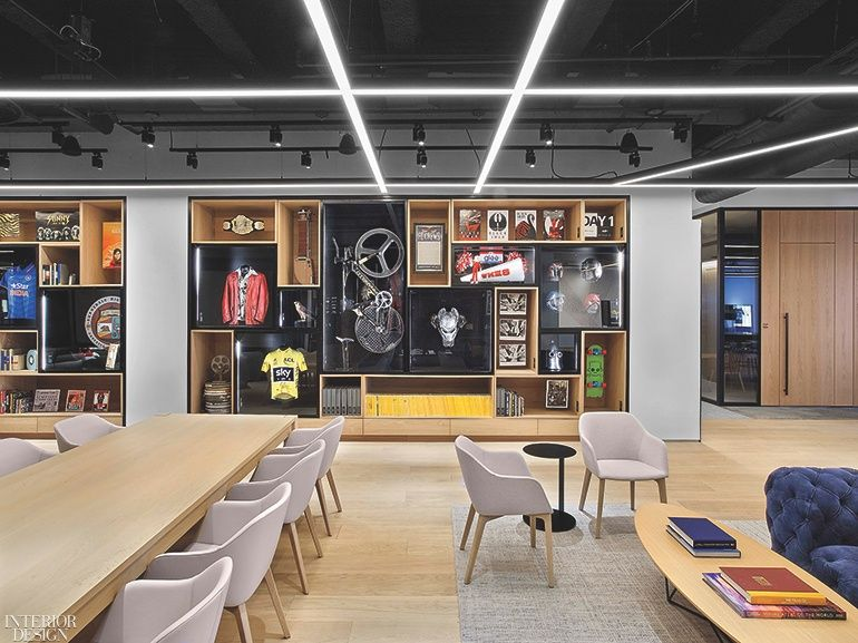 21st Century Fox Casts Gensler For A Marquee Worthy Update To Its