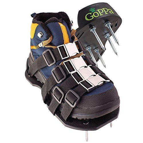 Recomeneded Goppa Lawn Aerator Shoes 226 Fully Assembled