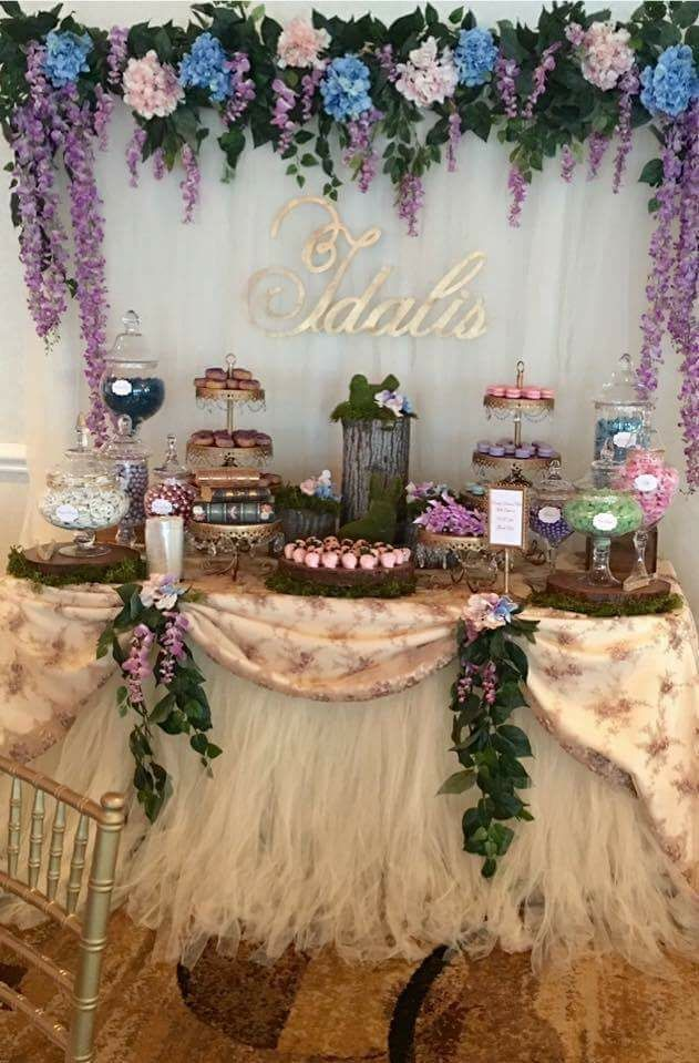 Pin by Marisa Gutierrez on Enchanted forest party theme in