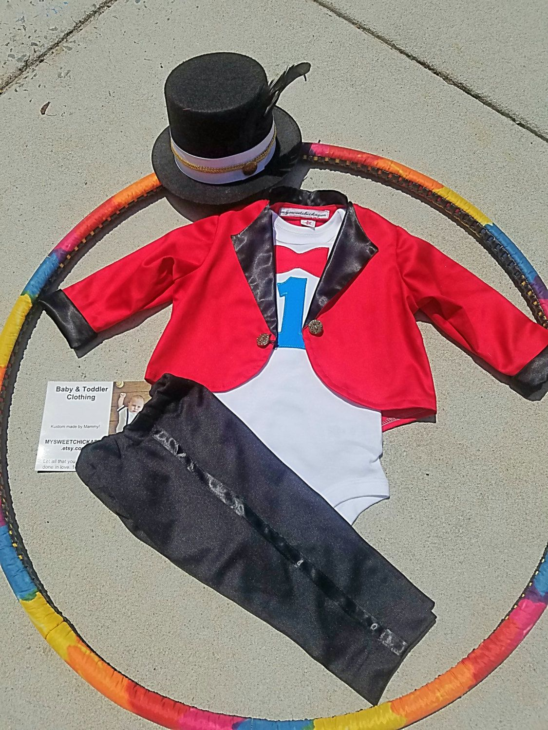 9dc70d95d Ringmaster costume, Magician costume, boys outfits, baby's clothing, 1st  birthday, children's costume, Circus Birthday/mysweetchickapea by  MYSWEETCHICKAPEA ...