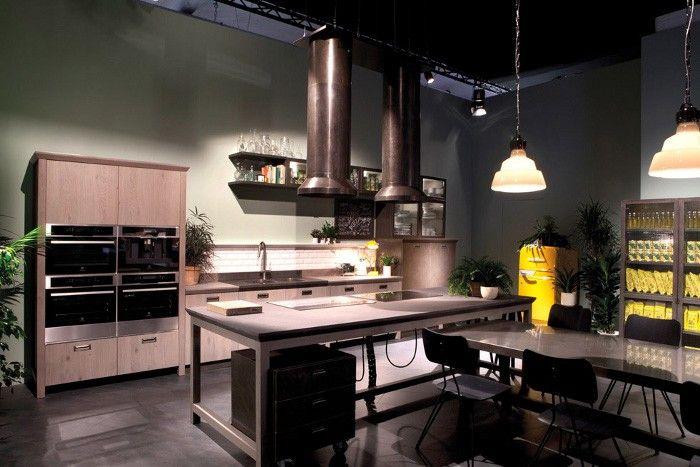 cucine di lusso italiane - Cerca con Google | Kitchen Tec ...