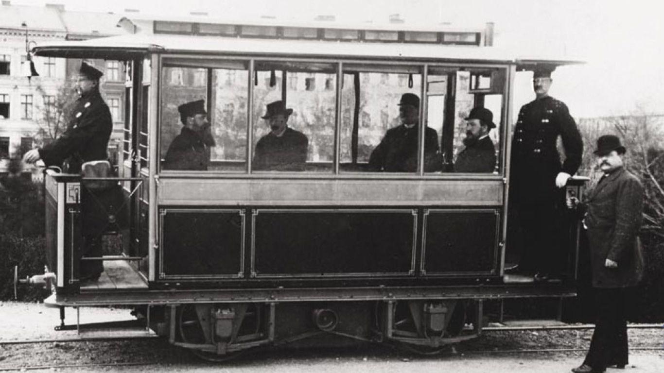 Wo Fuhr Die Erste Elektrische Straßenbahn Der Welt