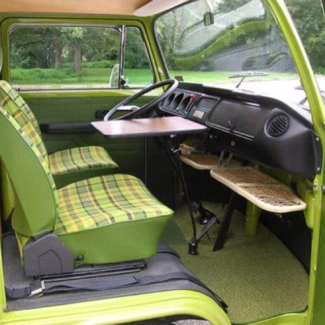 upholstery vw van t2 pesquisa google combi vw pinterest am nagement et int rieur. Black Bedroom Furniture Sets. Home Design Ideas