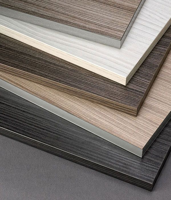 Refacing Laminate Cabinets: Textured Melamine Doors For A Sleek Kitchen In 2019