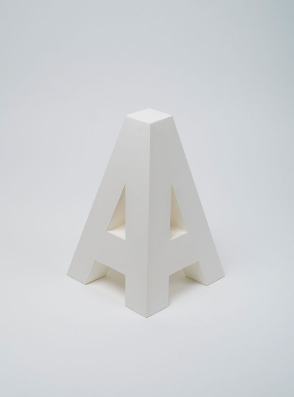4D by Lo Siento , via Behance