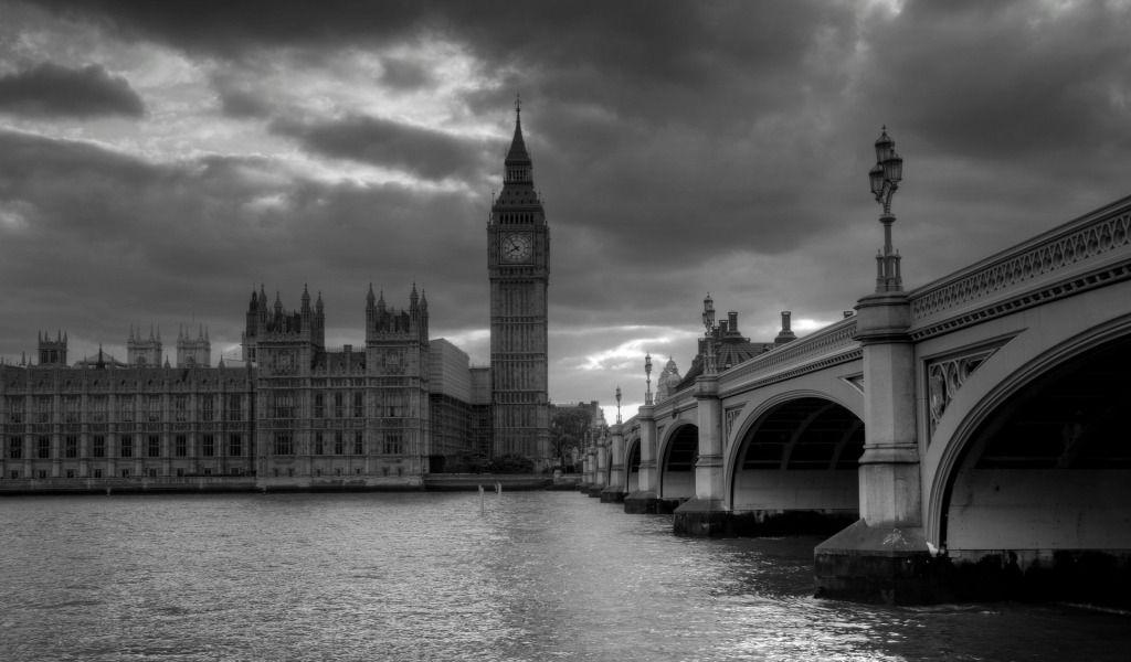 Dark London Wallpaper 1024x600 Netbook London Wallpaper Big Ben Beautiful London