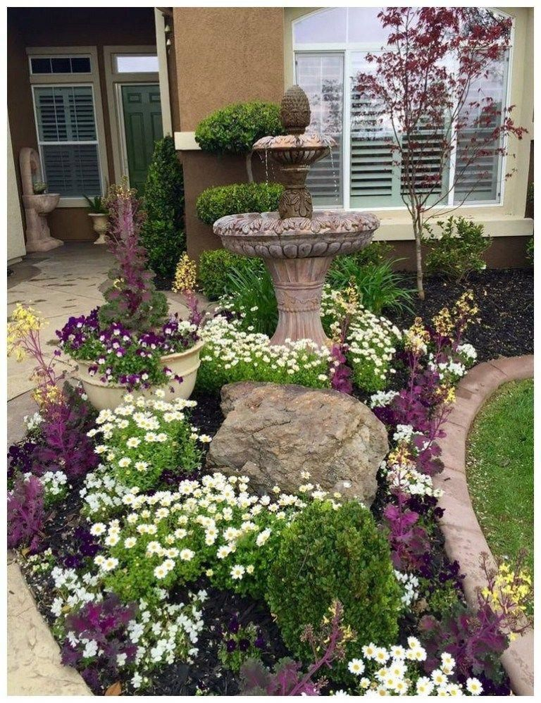 Pin By Judith On Beautiful Gardens In 2020 Front Yard