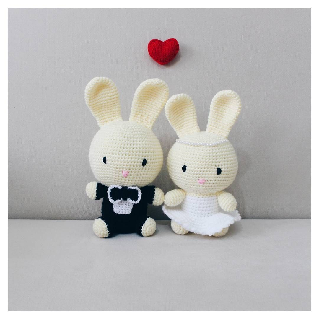 Crochet pattern wedding bride groom couple wave dress | Etsy | 1080x1080