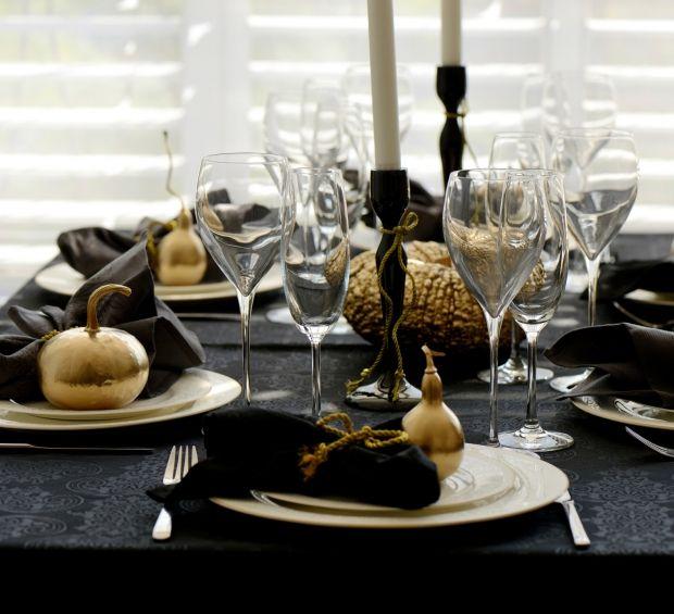 Delightful Table De Noel Chic #7: Table De Noël Inspiration Nature - Table De Noël : Nos Idées De Décoration  En Vidéos Et Photos