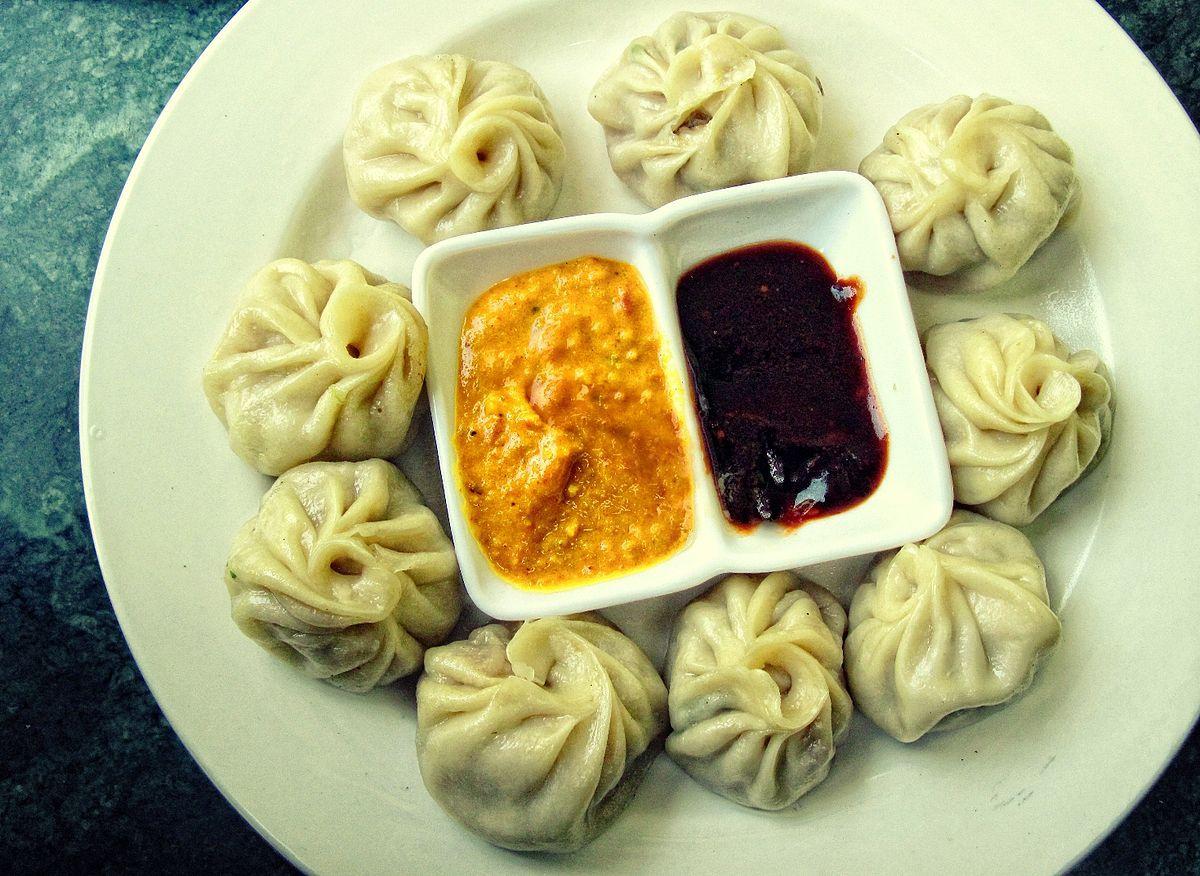 Momo (dumpling) - Wikipedia