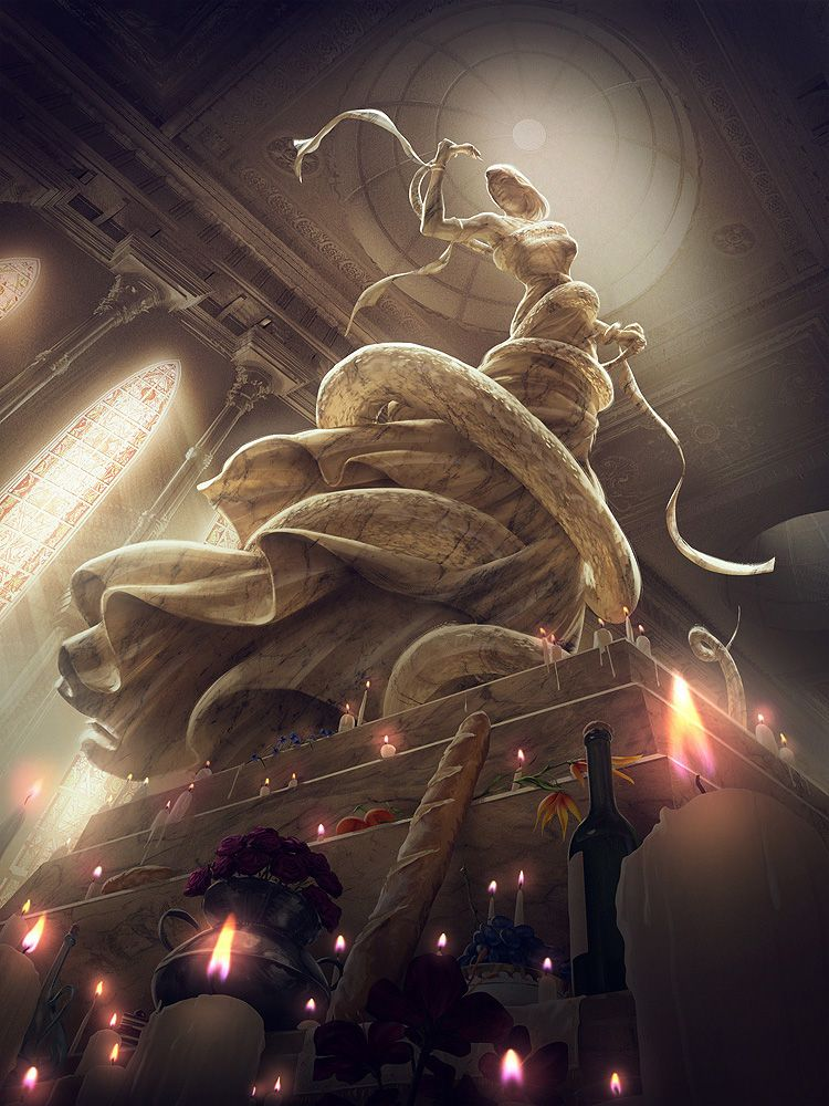 20 Fantastic Fantasy Concept Art and Digital Painting | http://cgvilla.com/2014/08/06/20-fantastic-fantasy-concept-art-digital-painting/