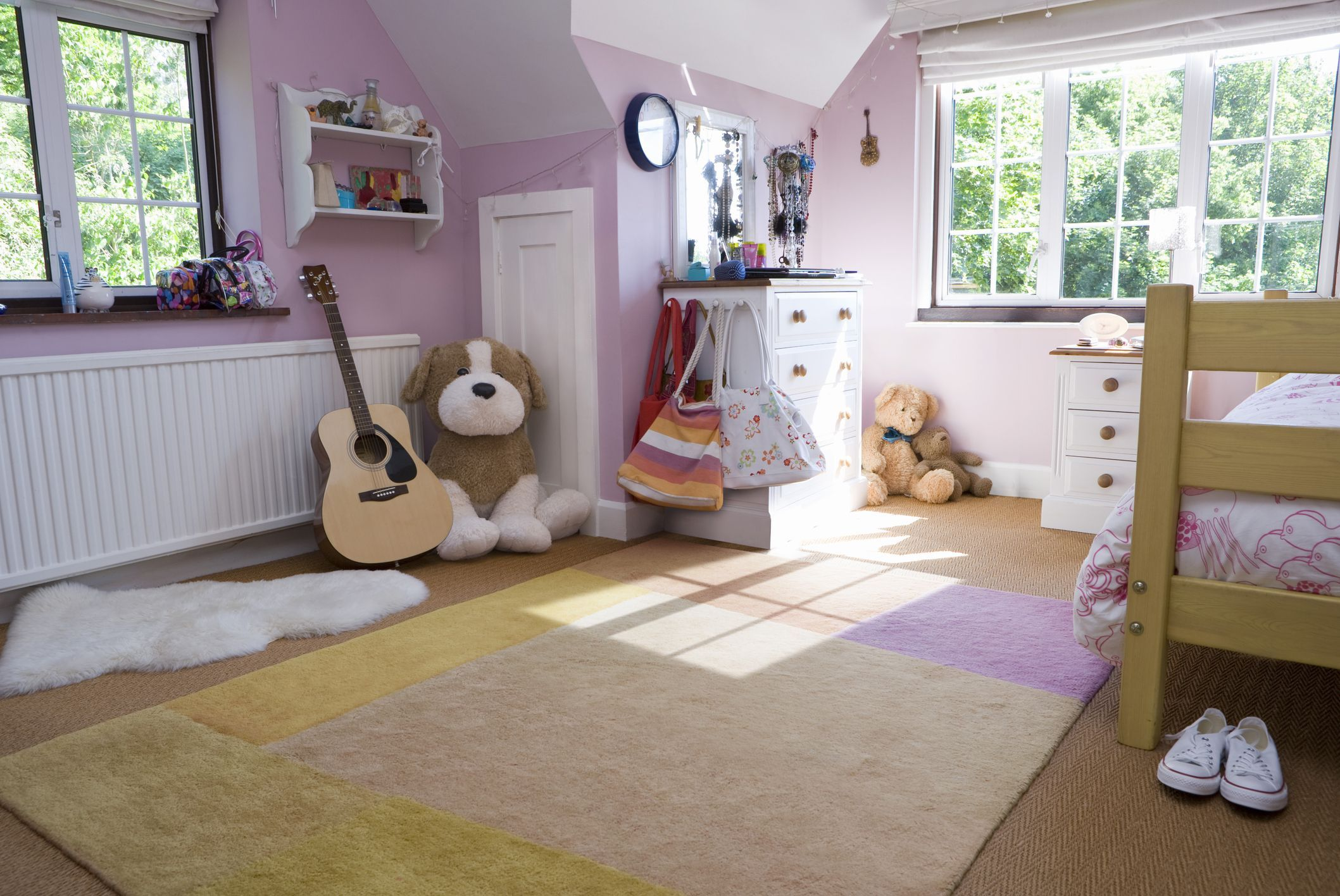 Discover the Best Flooring Options for a Kid's Bedroom