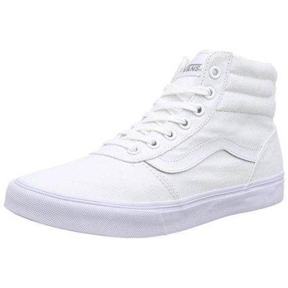 Simple weiße Vans Sneaker passen einfach zu allem! | Sneaker