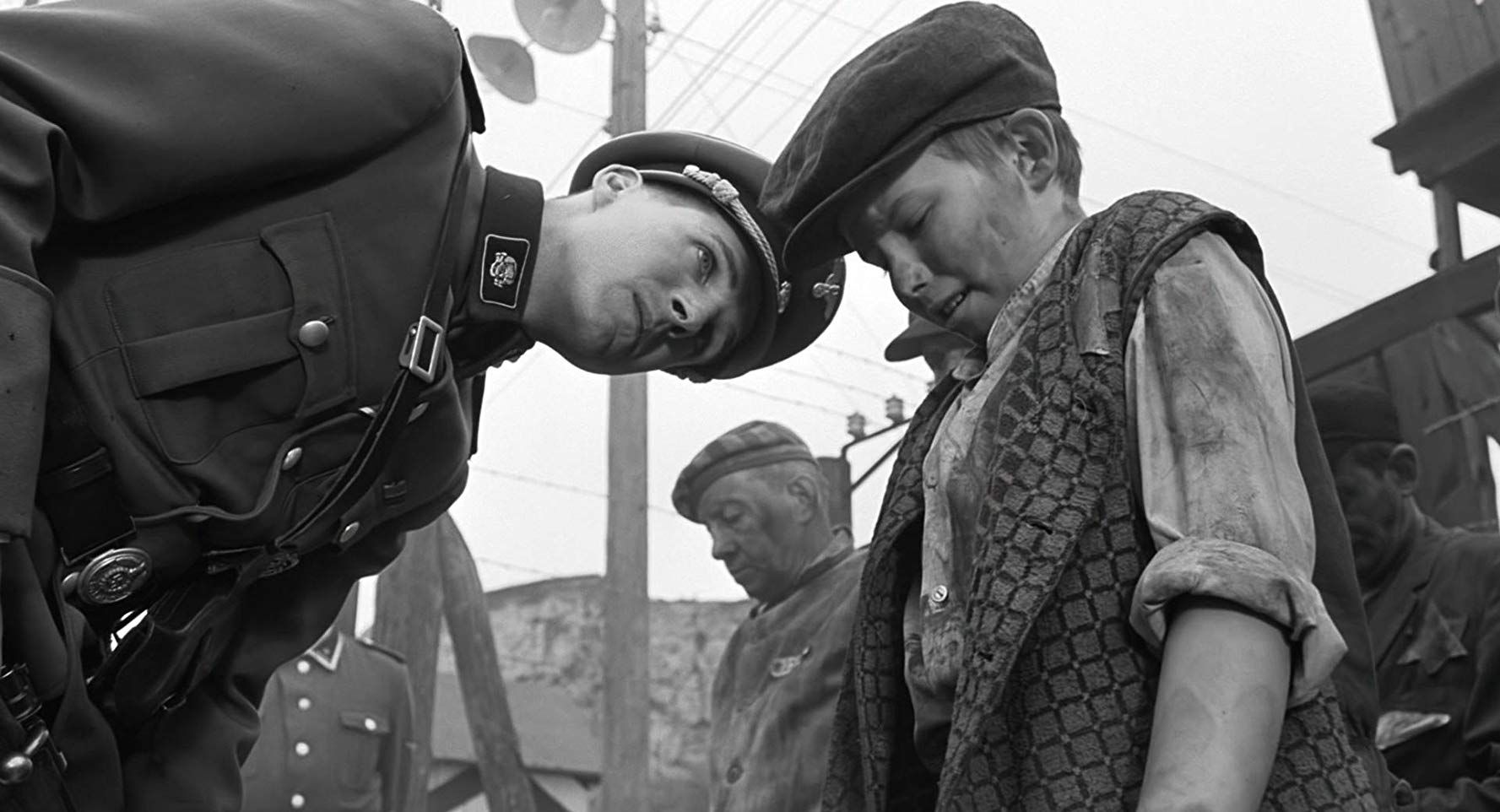 A still from the film schindlers list schindlers list