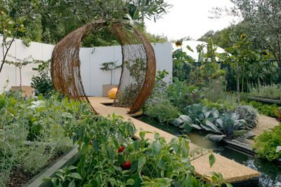 Garden Design Ideas Small Gardens on Landscape Lighting Are Only ...