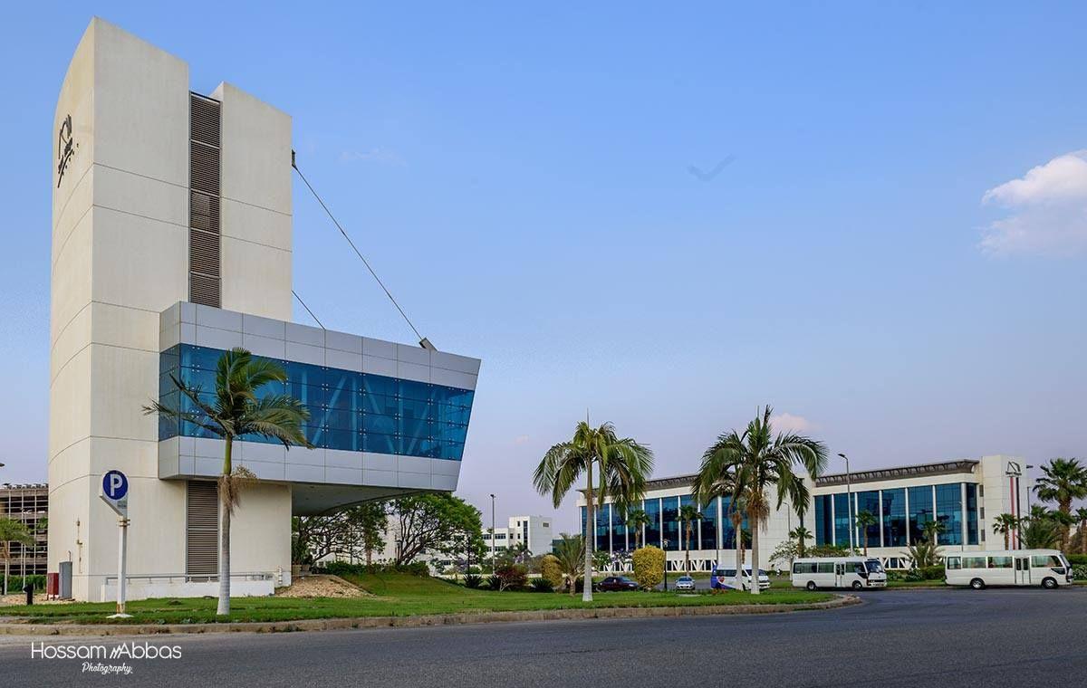 القرية الذكية مدينة 6 اكتوبر Architecture Details Egypt Resort