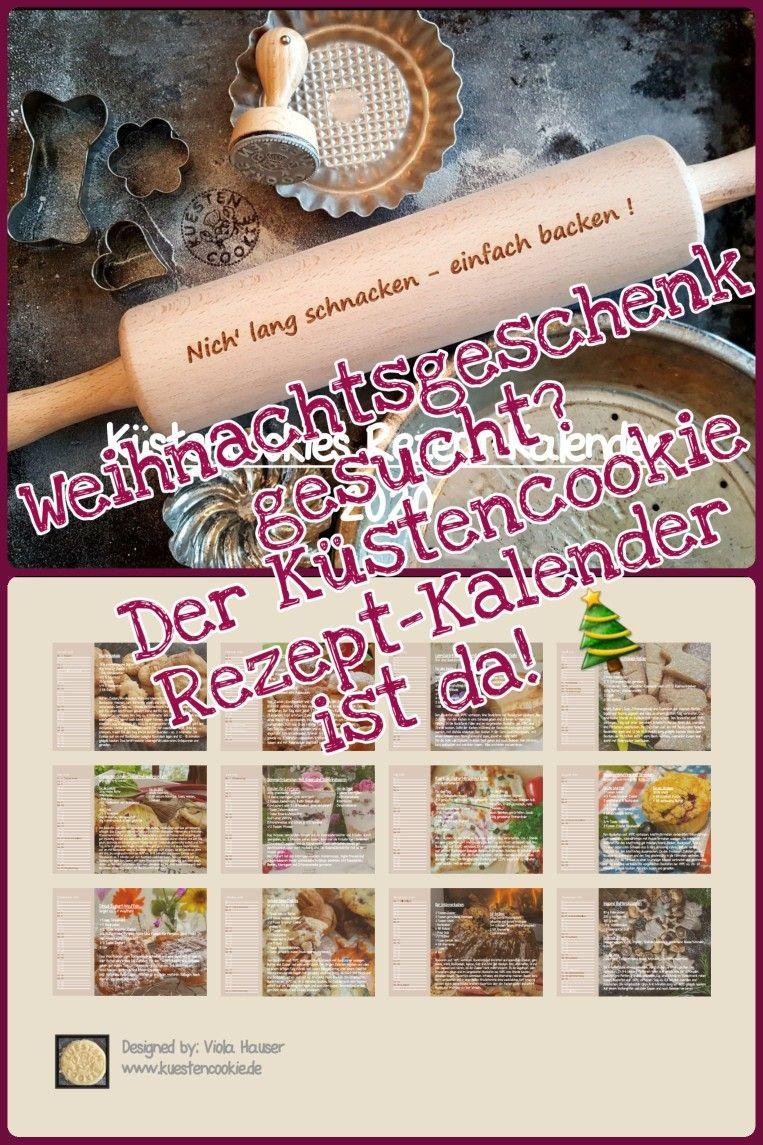 Kustencookie Rezept Kalender 2020 Rezepte Einfach Backen Backrezepte