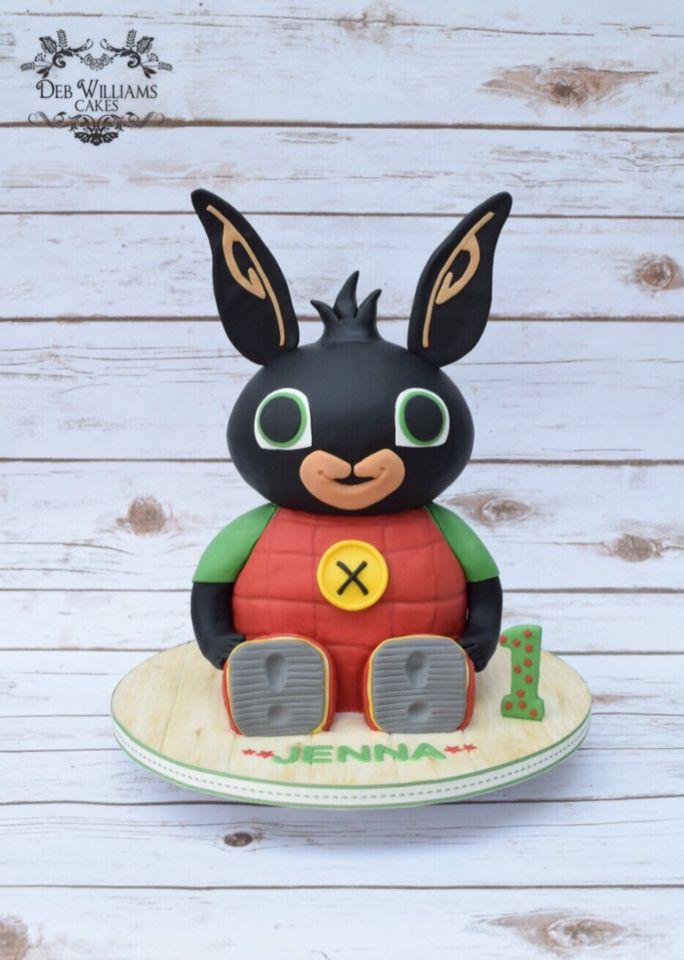 Bing Birthday Cake Asda
