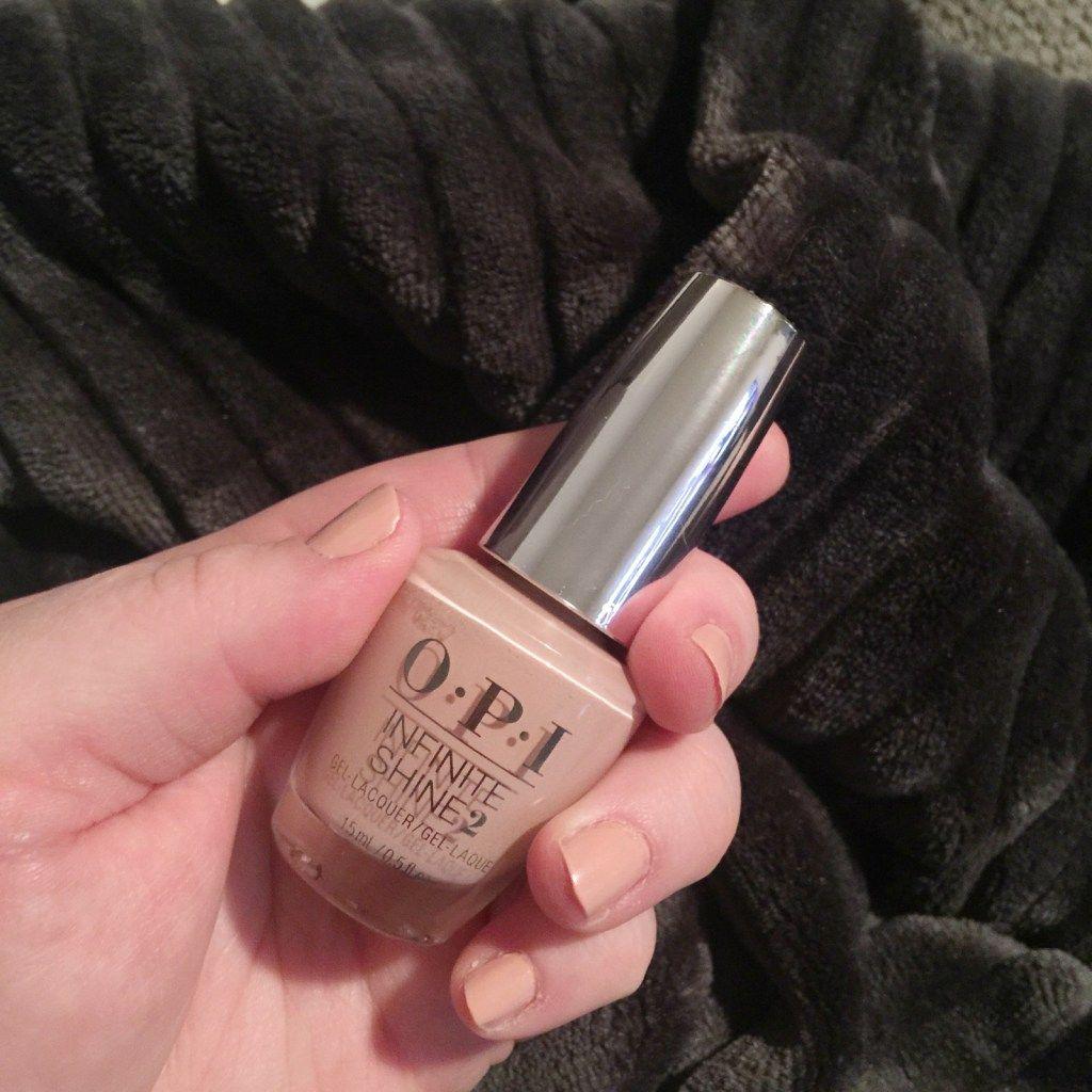 Opi Infinite Shine You Can Count On It Motivation A Mani You Can Count On It By Opi The Pretty Plus Mani Nail Polish Pretty