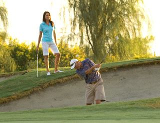 Golf in La Quinta, California: The City of La Quinta's site has lots of fun things to do in La Quinta, check here for a list of great golf courses to conquer!