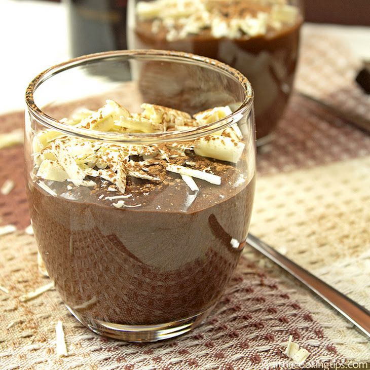 Chocolate mousse with baileys with images chocolate