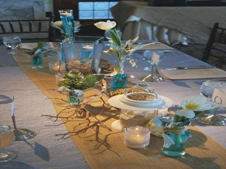 Beach Theme Table Beach Theme Wedding Table Wedding Ideas Magazine