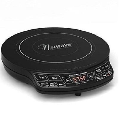 Nuwave Induction Cooktop Home Kitchen Precision Portable Countertop Cooking New Cookers Steamers Small Kitchen Appliance Induction Cooktop Nuwave Cooktop