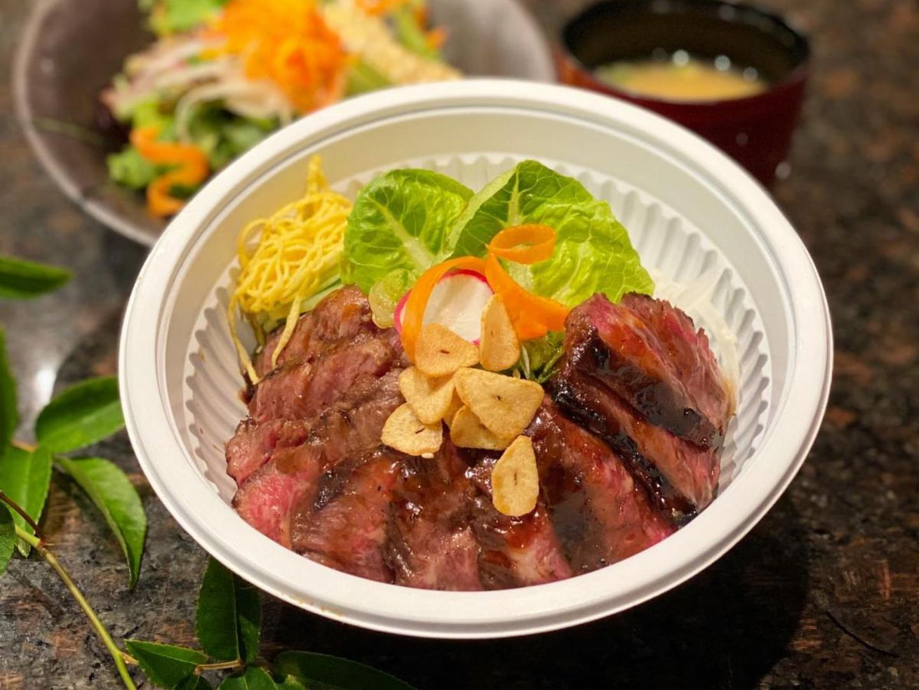 How To Eat At Eater 38 Restaurants That Remain Open In Las Vegas In 2020 Pork Salad Spicy Pork Takeout Food