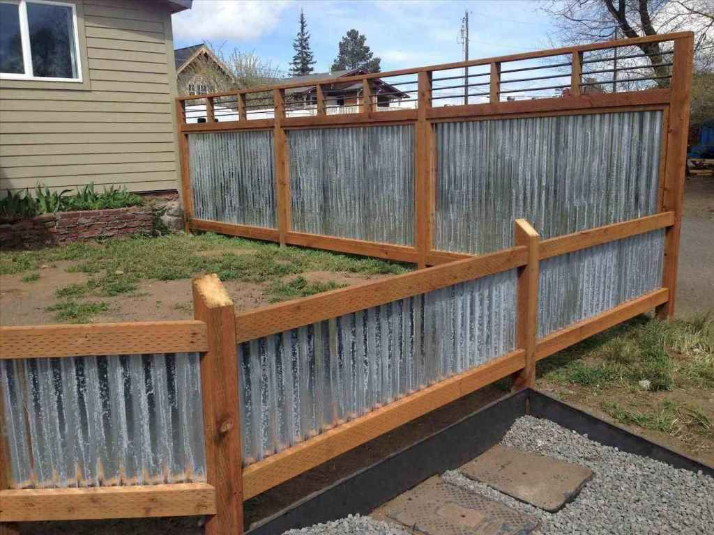 diy fencing ideas uk