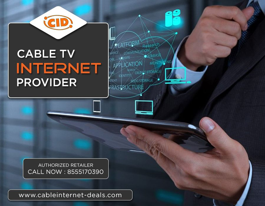 Tv And Internet Providers >> Pin By Cableinternet Deals On Cable Tv Internet Providers