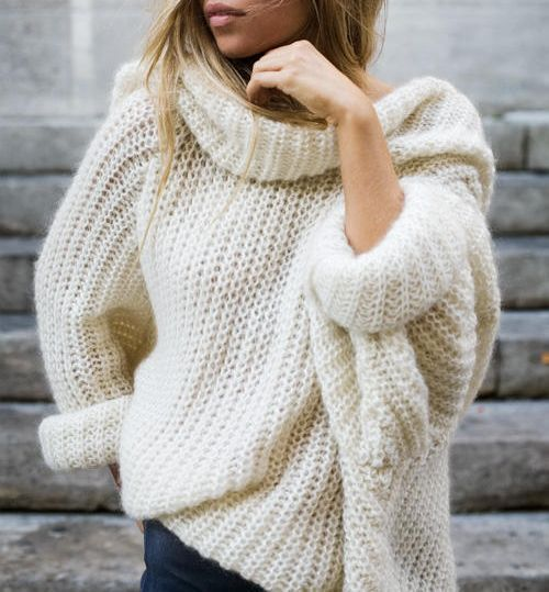 Can I Cuddle With You: Chunky Sweater X1000 And I Love It. Oh, You Can Cuddle