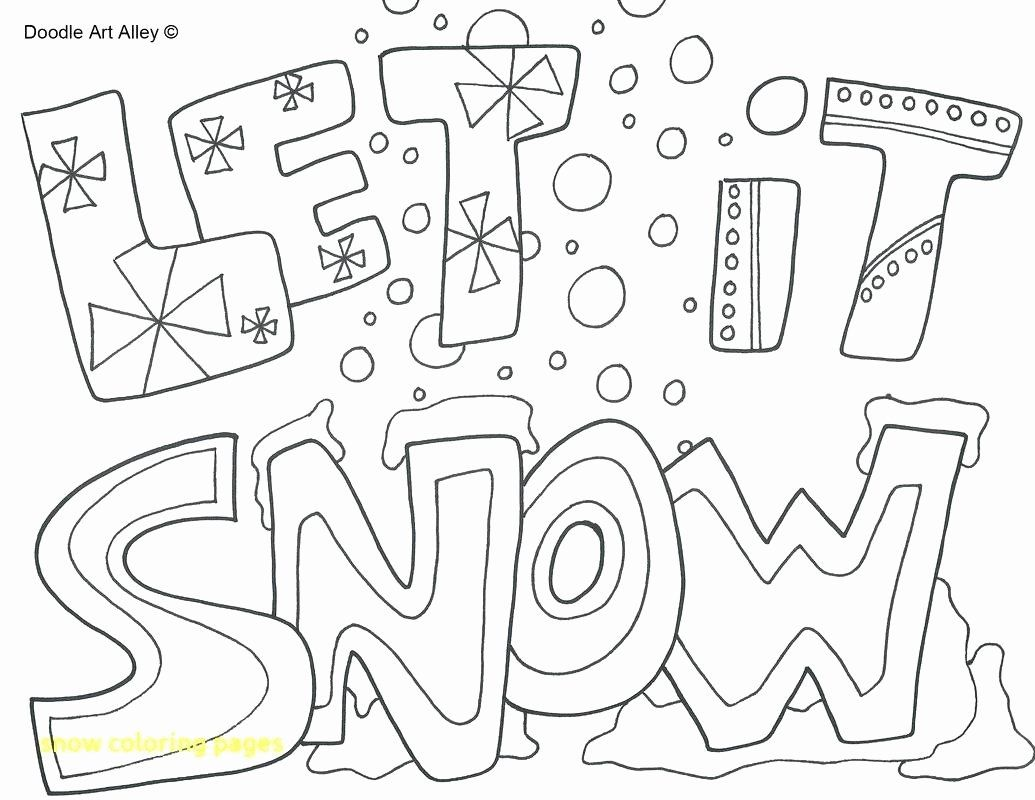 Snow Coloring Pages Printable Beautiful Snow Plow Coloring Pages