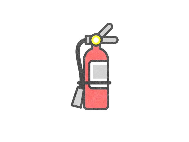 Fire Extinguisher Illustration Fire Extinguisher Extinguisher Illustration