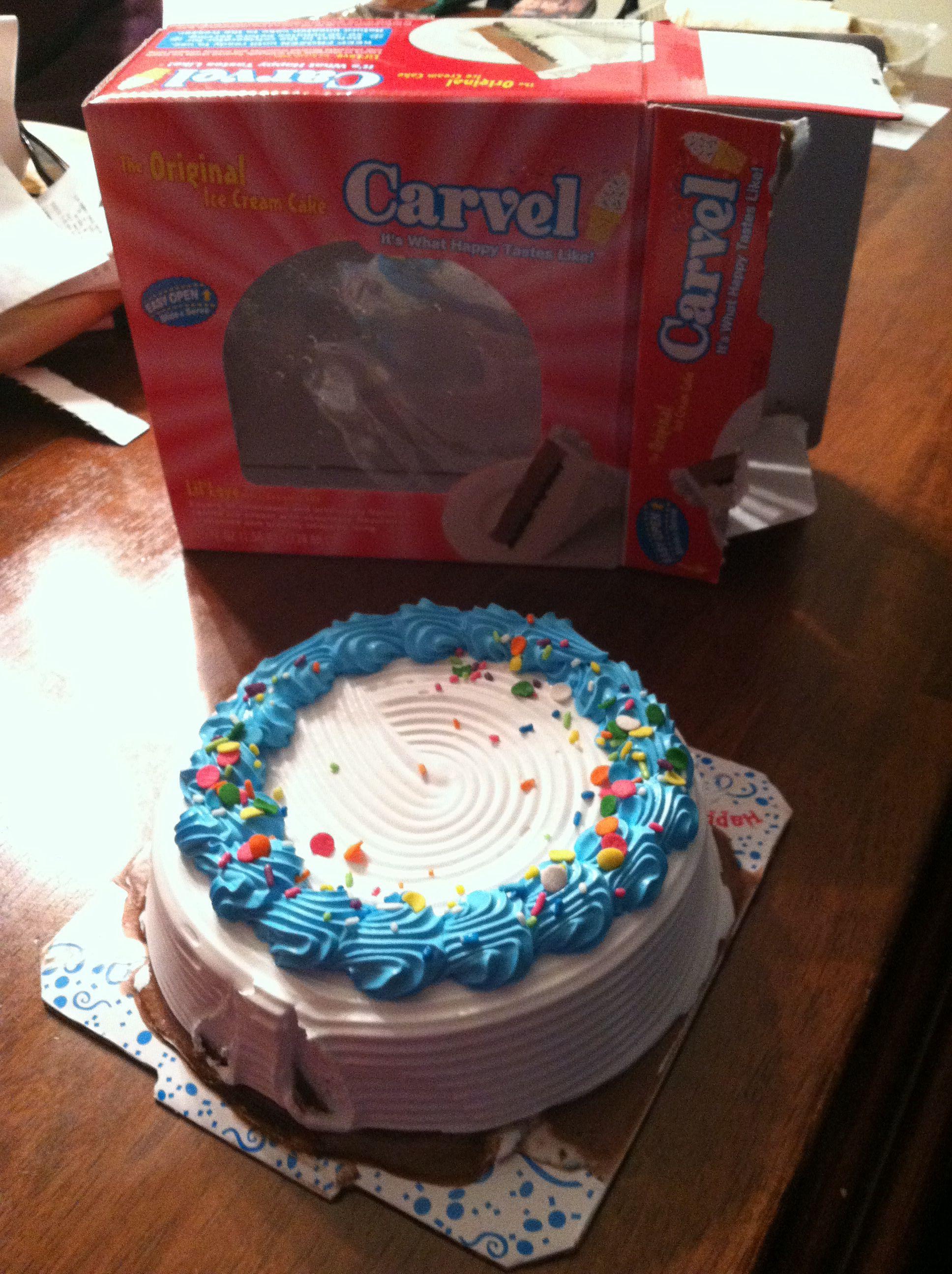 Carvel Ice Cream Cake Carvel Pinterest Carvel Ice Cream Cake