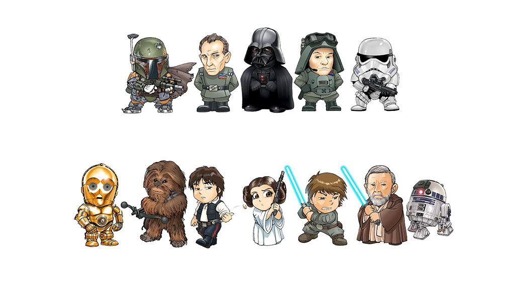 Juegos gratis de Star Wars para descargar gratis (iPhone, iPad)