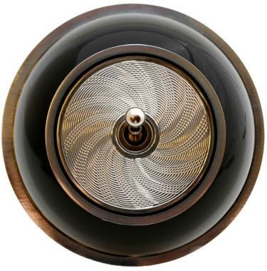 interrupteur levier classique vintage 4 6ixtes paris idea for switch pinte. Black Bedroom Furniture Sets. Home Design Ideas