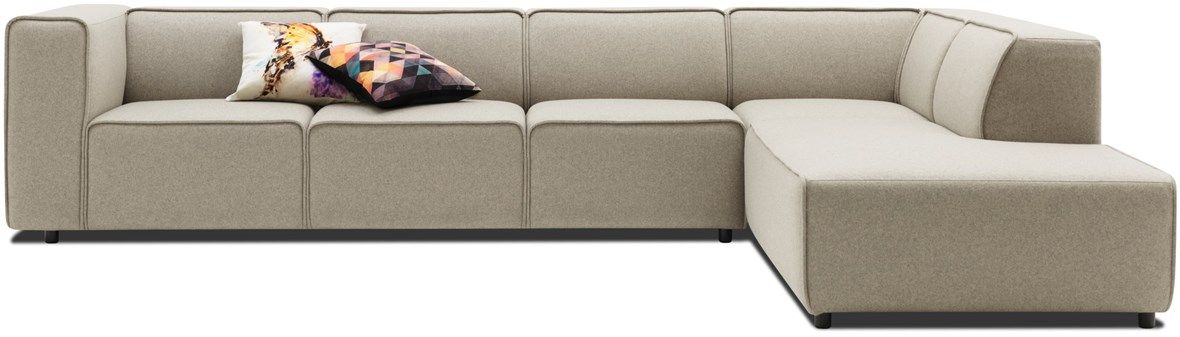 Moderne Ecksofas moderne ecksofas qualität boconcept sofas