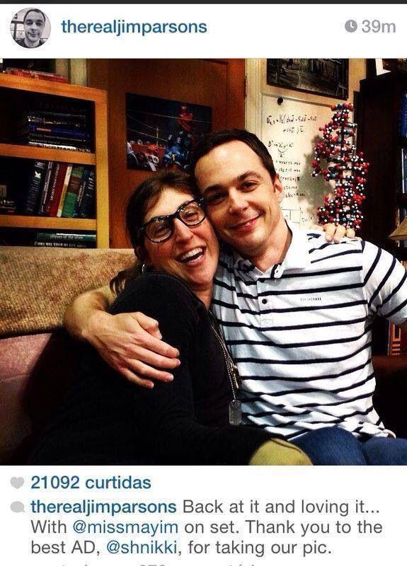 Shamy! The Big Bang Theory.