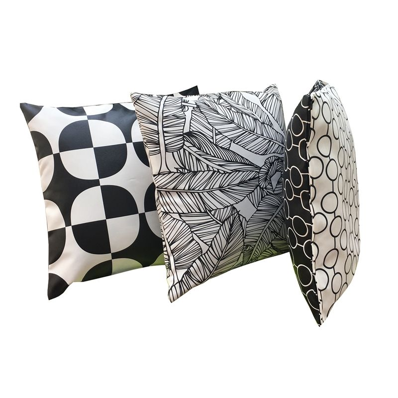 Sommersault 45cm Outdoor Cushion Assorted Bunnings Warehouse