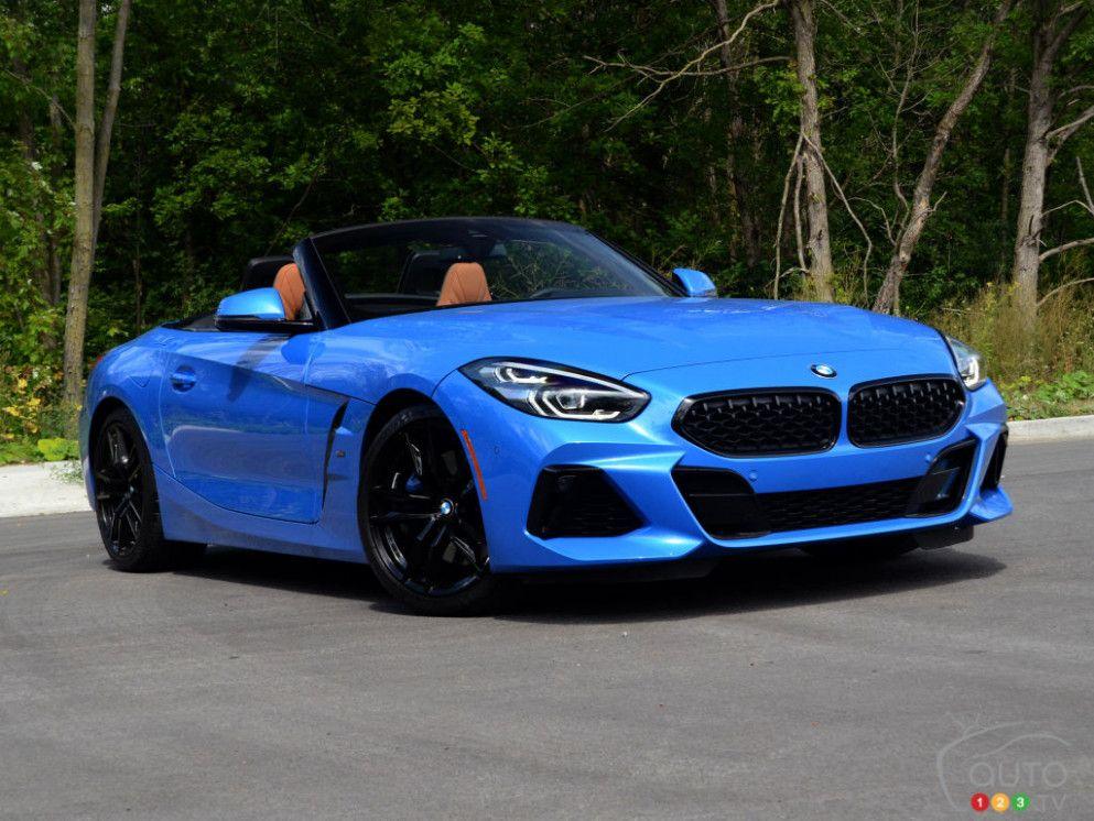 2020 Bmw Z4 Convertible In 2020 Bmw Z4 Bmw Car Review