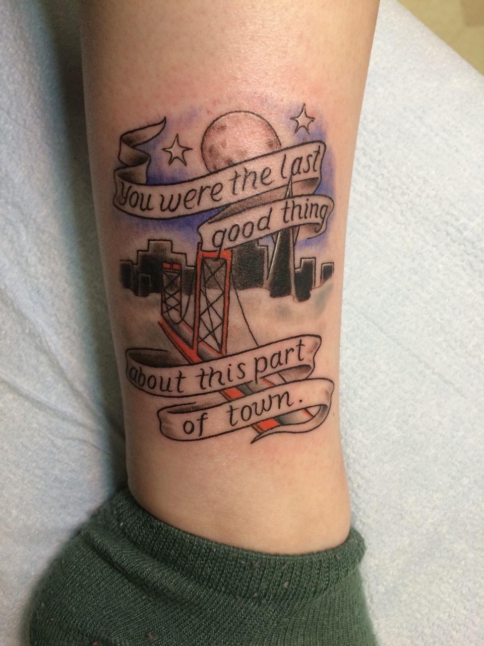 fallout boy tattoos wwwimgkidcom the image kid has it