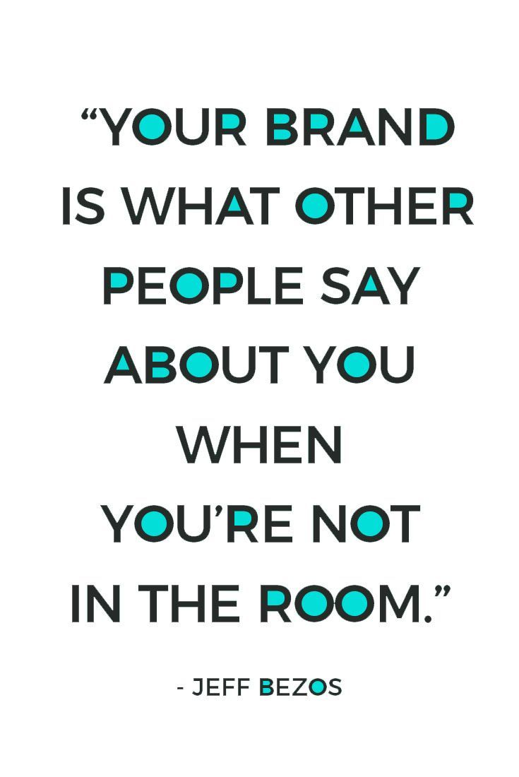 Personal Brand Quotes Attract Opportunities Through Your Digital Personal Brand We Empower Executives Business Ow Personal Branding Online Branding Branding