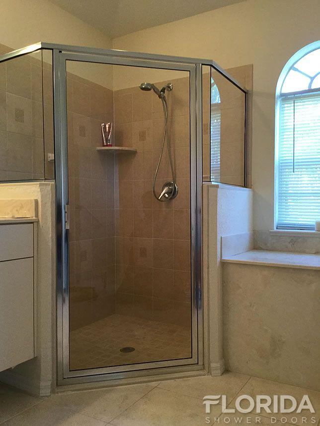 Framed Enclosures Florida Shower Doors Manufacturer Framed Glass