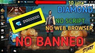 Top Up Diamond Gratis Tanpa Bayar No Banned Garena Free Fire Indonesia Aplikasi Teman Hadiah