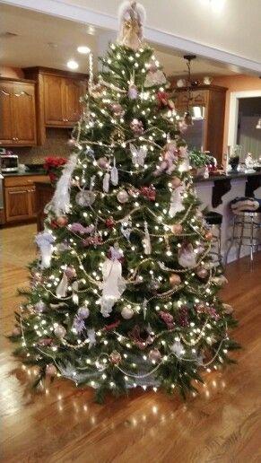 Victorian Christmas Tree Victorian Christmas Tree Victorian Christmas Holiday Decor