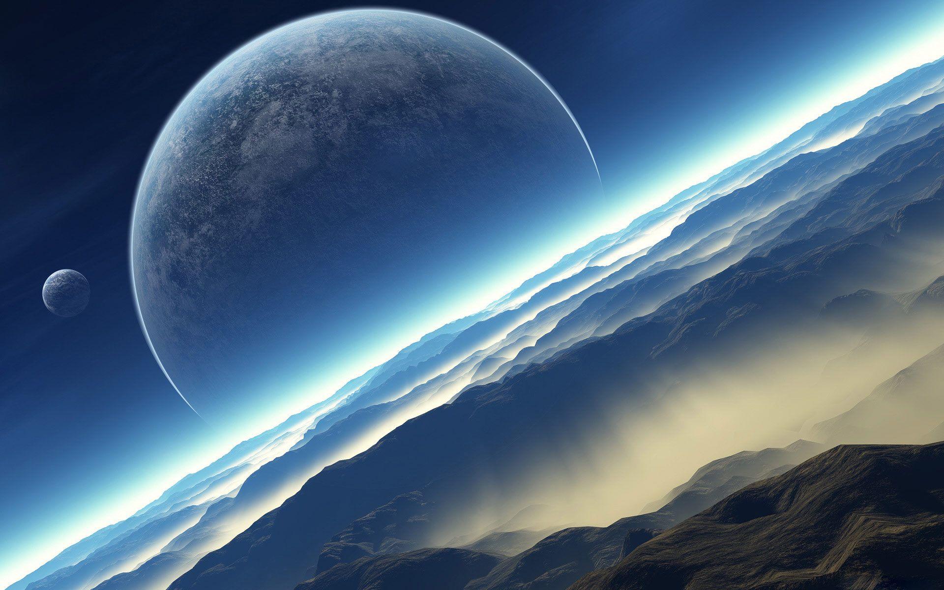 Solar Eclipse Space Art Wallpaper Outer Space Wallpaper